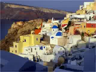 Santorini - Atlantis is still alive