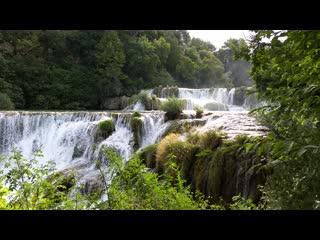 Krka National Park : Kyka Falls