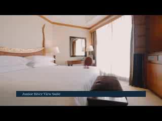 Royal Orchid Sheraton Hotel & Towers : Royal Orchid Sheraton Hotel Bangkok Video