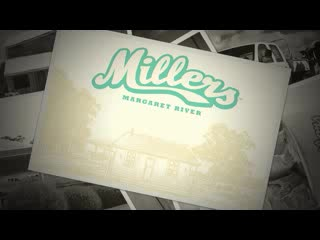 Millers Ice Cream: Millers Farm Cafe & Milking Shed