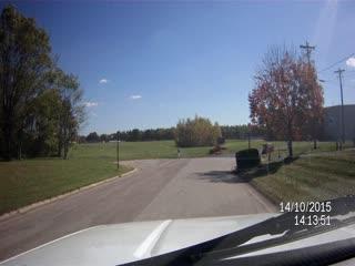 Batavia, OH: Approaching the Warbirds Museum