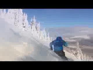 Explore winter at Sun Peaks