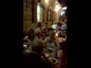 Kalavasos, Kypros: Relaxing music night at Retro Tavern  !