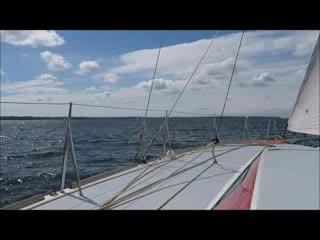 Gosport, UK : Sailing on the Solent