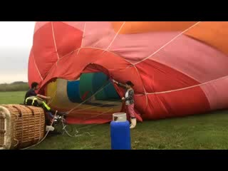 Kazo, Japón: Inflating Balloon