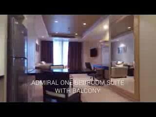 แอ็ดมิรัล พรีเมียร์ บาย คอมพาส ฮอสพิทัลลิตี้: Drone Camera View of Admiral Premier Hotel Bangkok