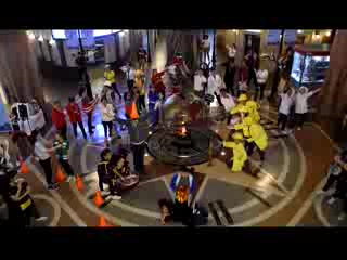 Taguig City, Filipinas: The KidZania Manila Mannequin Challenge