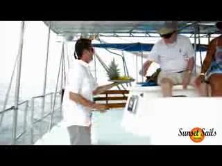 เกปอส, คอสตาริกา: Sunset Sails Tours