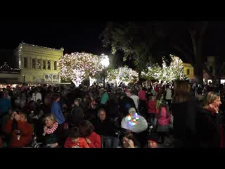Georgetown, TX: See The Holiday Lights On The Most Beautiful Town Square in Texas Through January 2