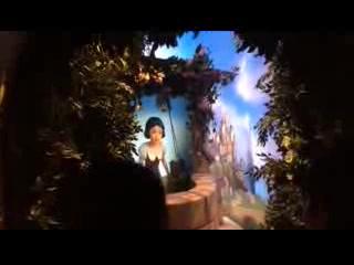 Shanghai Disneyland part 9 Inside the Castle