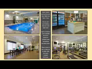 Holiday Inn & Suites Airport: Take a tour of the 100% renovated Holiday Inn & Suites Bloomington, IL