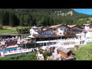 Mountain Spa Resort Hotel Albion: Hotel Albion Drone