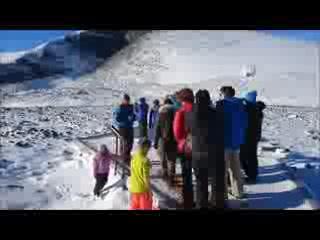 Lom, النرويج: Guida tur gjennom Klimapark 2469