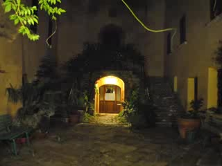 Nightime in Montefollonico