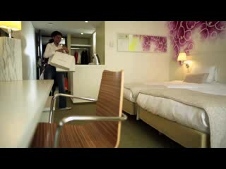 L Room in Hotel BLOOM!