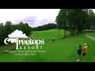 Gaylord, MI: Plan Your Next Vacation at Treetops Resort