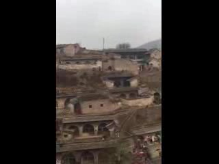 Shanxi, ancient town in Northern China