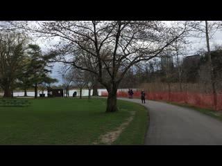 High Park, Toronto, Canada, April 2017