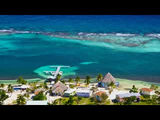 Turneffe Island, เบลีซ: Blackbird Caye Resort