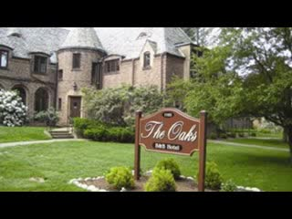 Jamestown, NY: The Oaks Bed and Breakfast Hotel