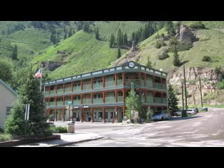 Red Cliff, CO: The Green Bridge Inn