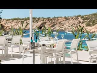 Cala Vadella, İspanya: Maya Beach Club Ibiza