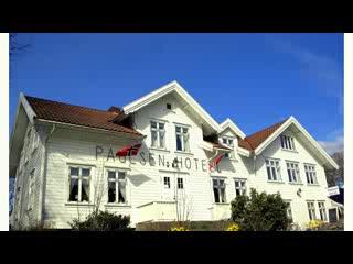 Lyngdal Municipality, Noruega: Paulsens Hotell