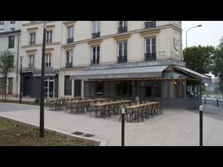 Vincennes, França: LA TABLE DES TROYS