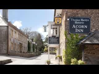 Evershot, UK: The Acorn Inn