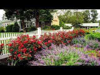 Harwich Port, MA: Allen Harbor Breeze Inn & Gardens