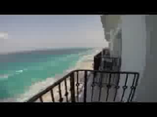 JW Marriott Cancun Resort & Spa : Grand Ocean Front Suite JW Marriot Cancun