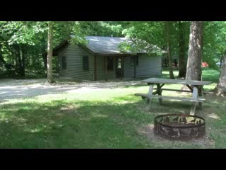 Tonica, IL : Kishauwau Country Cabins