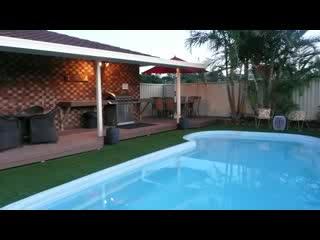 Woolgoolga, ออสเตรเลีย: Rosebourne Gardens Motel
