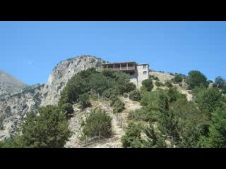 Omalos, Yunani: Xyloskalo Restaurant