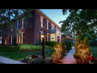 Springfield, KY: 1851 Historic Maple Hill Manor Bed & Breakfast