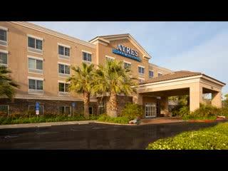 أيريس إن آند سويتس أنتاريو آت ذا ملز مول: Ayres Hotel Ontario Mills Mall