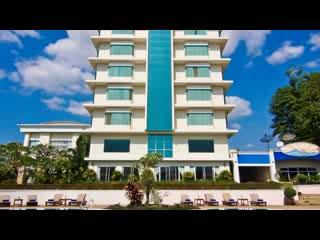 Pakse, Laos: Champasak Grand Hotel