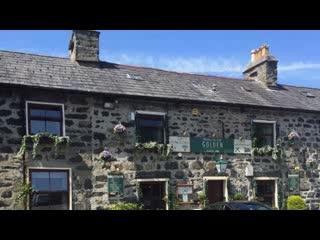 Tremadog, UK: The Golden Fleece Inn
