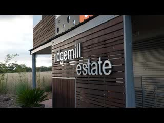 Severnlea, Australia: Ridgemill Estate: Cabins in the Vineyard