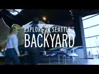 Explore in Seattle's Backyard