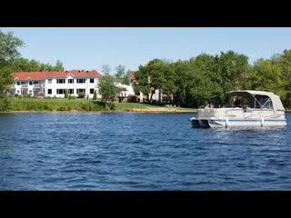 Saint-Ferdinand, Canada: Le Manoir du lac William