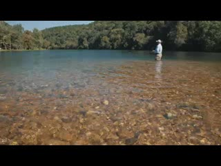 Branson, Μιζούρι: Secrets to Fly Fishing on Lake Taneycomo