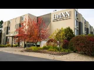 เมเปิลวูด, มินนิโซตา: LivINN Hotel St Paul East / Maplewood