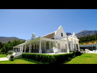 Wellington, South Africa: Grand Dedale Country House