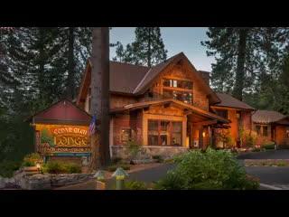 Tahoe Vista, CA: Cedar Glen Lodge