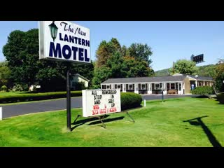 Allegany, NY: The New Lantern Motel