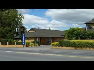 Masterton, Yeni Zelanda: South Park Motel