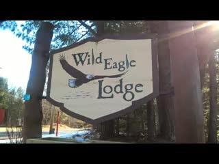 Eagle River, WI: Wild Eagle Lodge