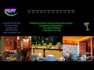 Kingston, État de New York : Armadillo Bar & Grill