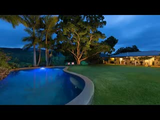 Upper Crystal Creek, Australia: Hillcrest Mountain View Retreat